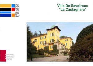 Villa Castagnara
