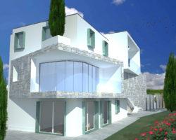 Vista 2 casa bianca
